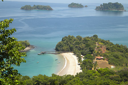 Pacific Islands and Beaches
