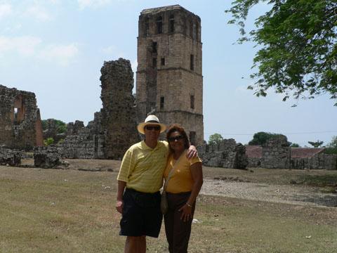 Ancient Panamanian Ruins - Travel Consultants