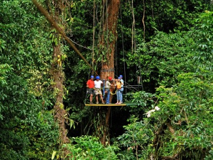 Best of Costa Rica Vacation Package | Costa Rica Ziplining Tour