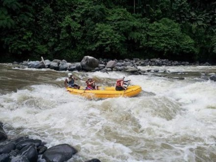 Multi-Sport Adventure Tour: Panama Travel Consultants | White Water Rafting