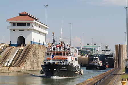 PANAMA CITY & CANAL TOURS